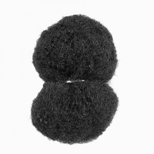 Afro kinky bulk human hair
