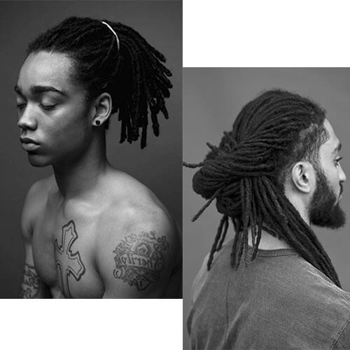 dreadlock styles for men