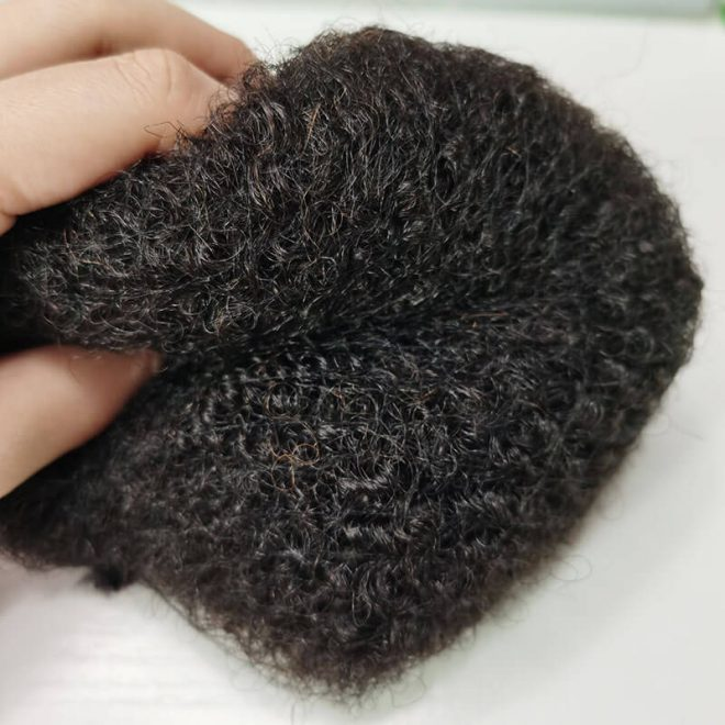 tight afro kinky human hair bulk