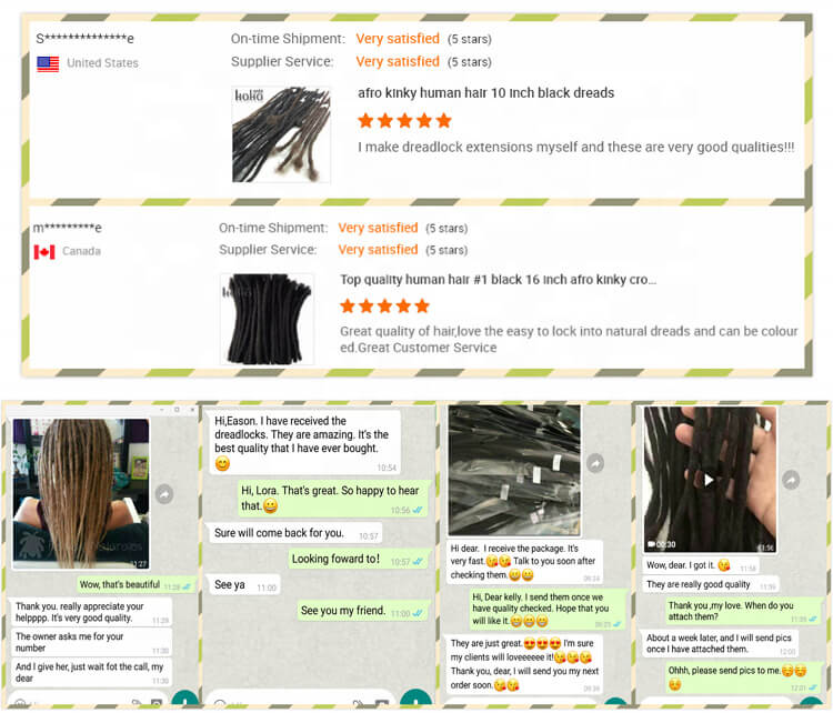 HOHOdreads customer review