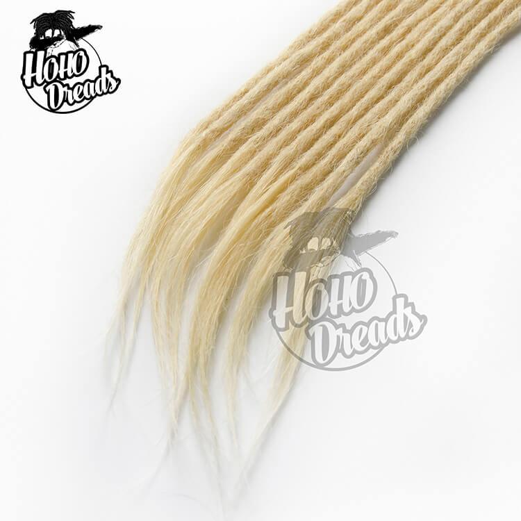 dreadlocks blonde hair