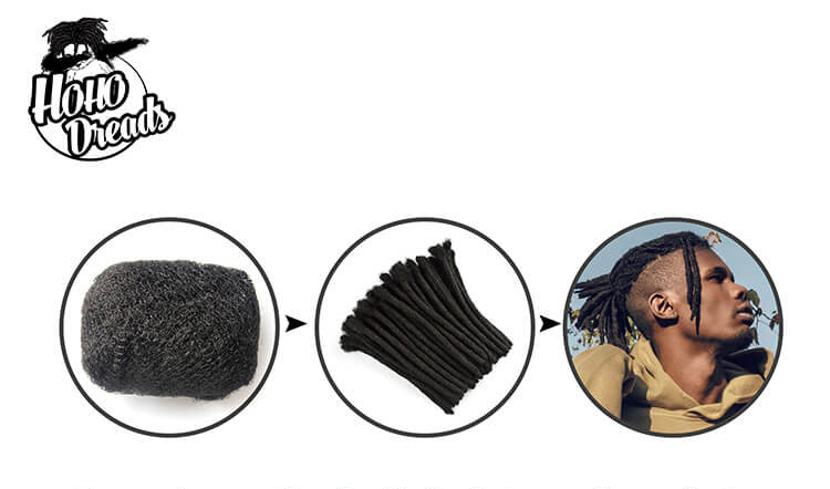 How to do a loc extensions hairstyle with bulk?