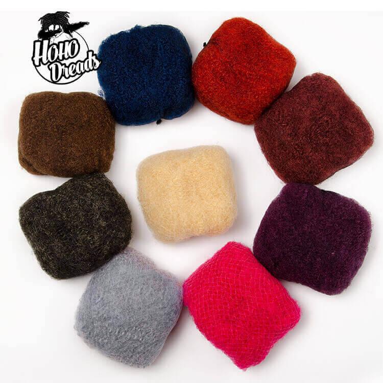 afro kinky human hair bulk mulpi colors