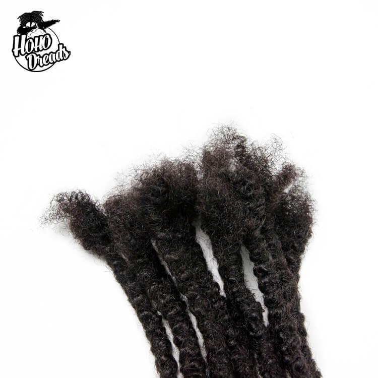 textured locs hair